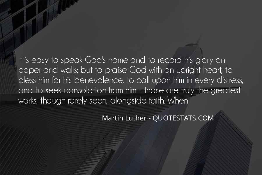 God Bless All Of Us Quotes #113246