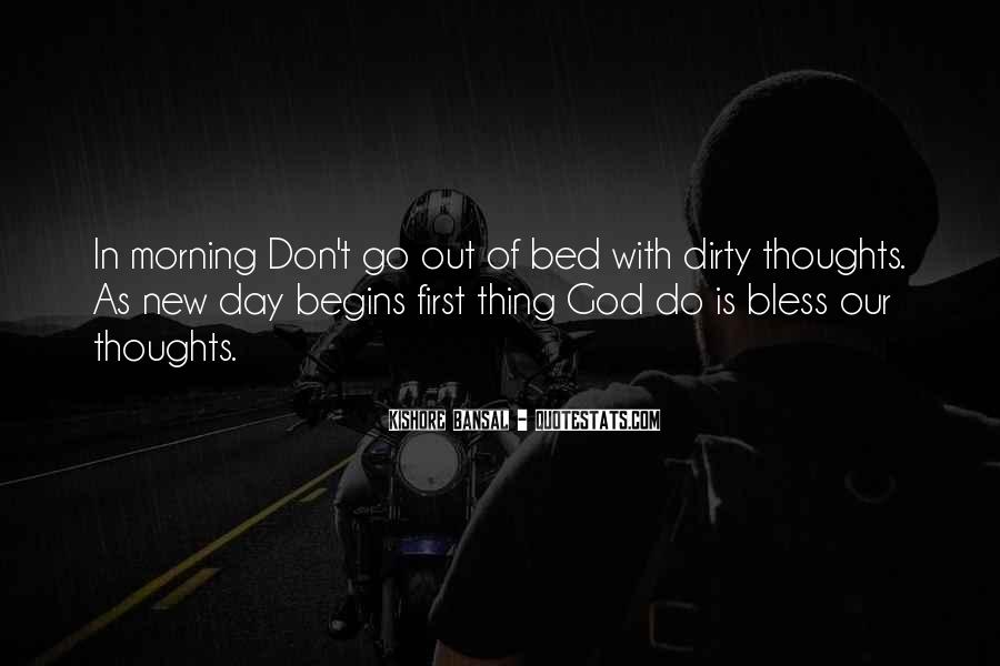 God Bless All Of Us Quotes #125428