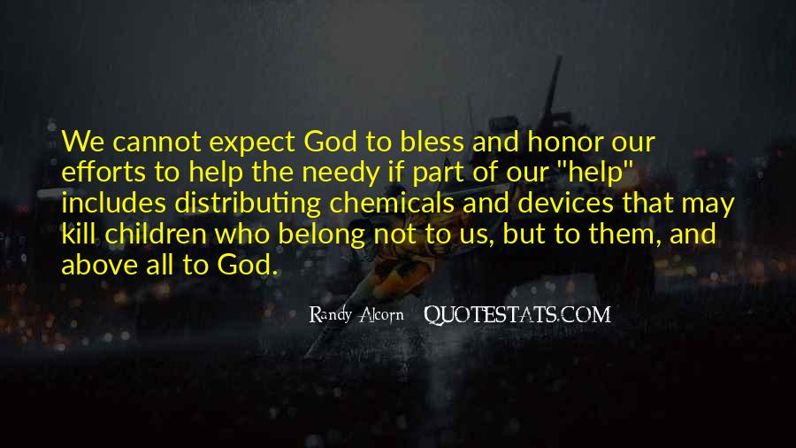 God Bless All Of Us Quotes #154905