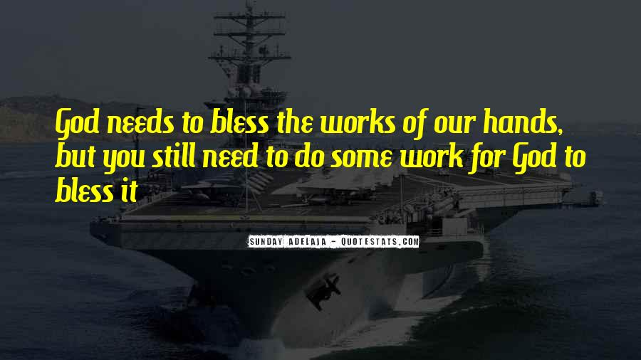 God Bless All Of Us Quotes #35915
