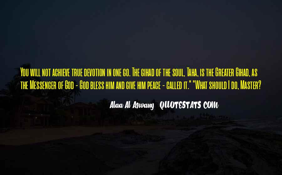 God Bless All Of Us Quotes #37813