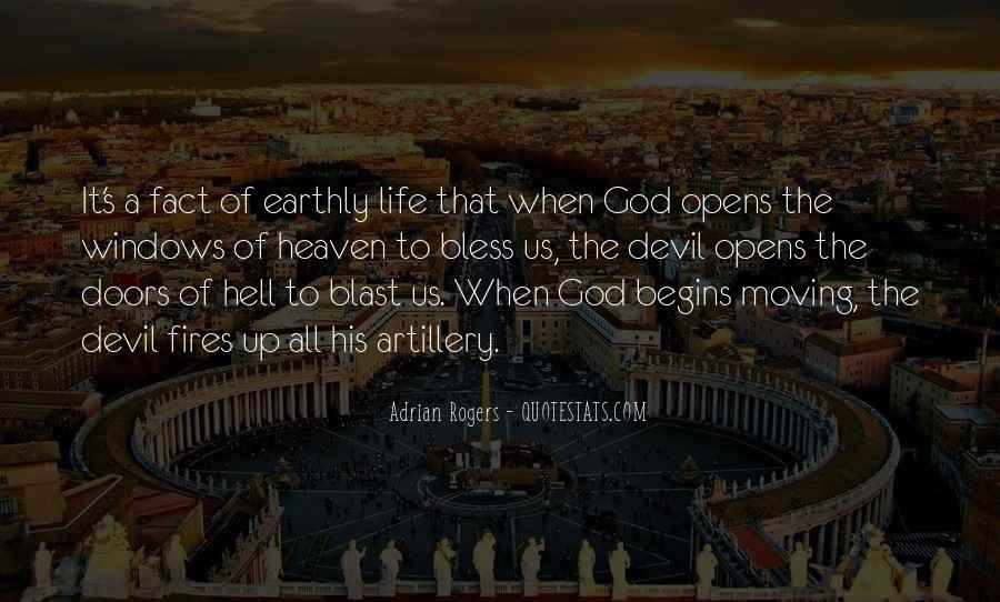 God Bless All Of Us Quotes #790142