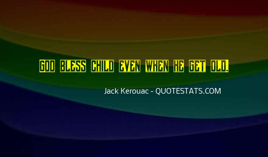 God Bless You More Quotes #18470
