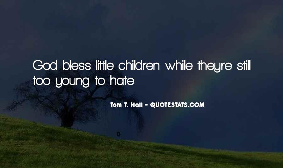 God Bless You More Quotes #28471