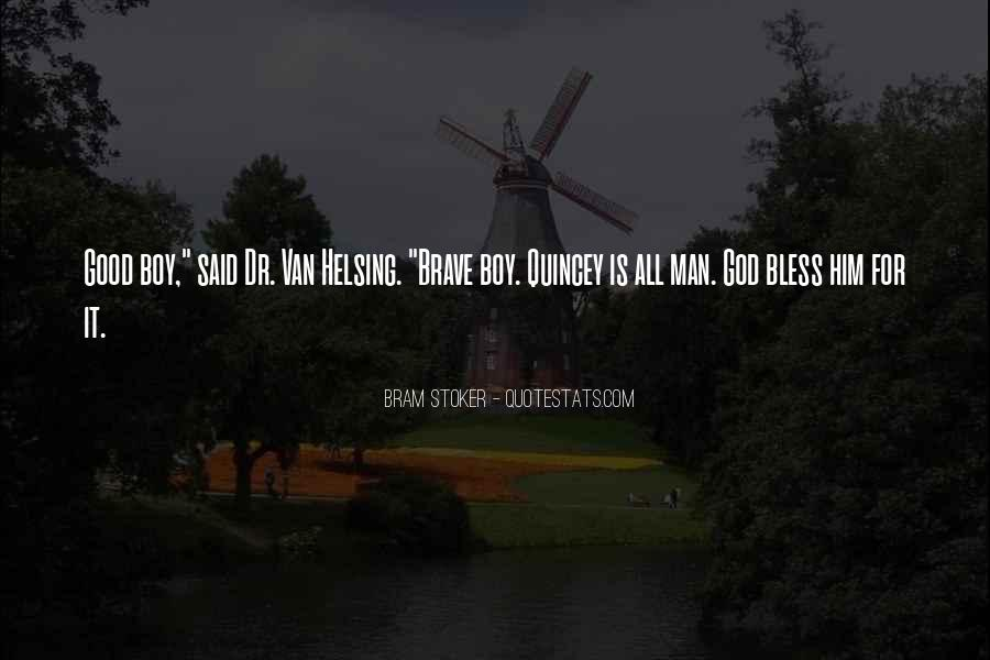 God Bless You More Quotes #41863