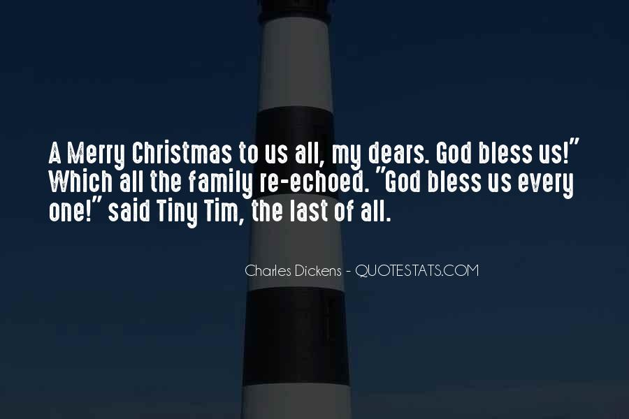 God Bless You More Quotes #67051