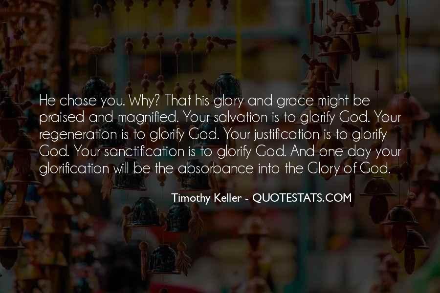 God Chose Us Quotes #1076634