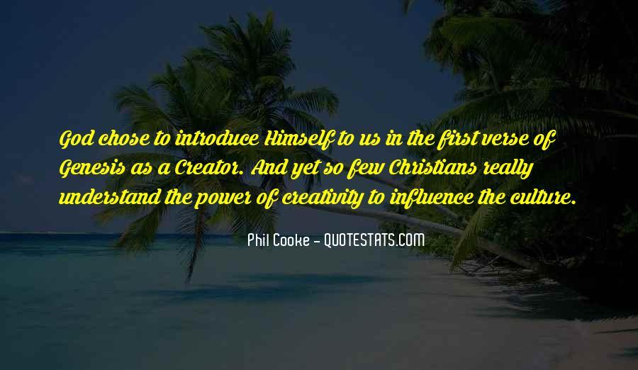 God Chose Us Quotes #1380451