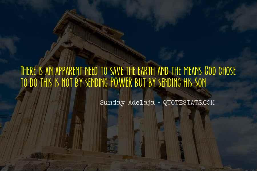 God Chose Us Quotes #376527