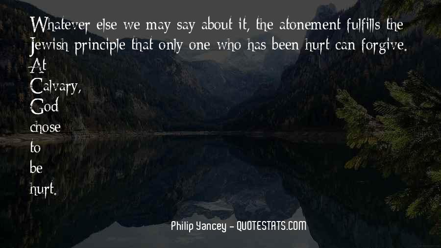 God Chose Us Quotes #43958