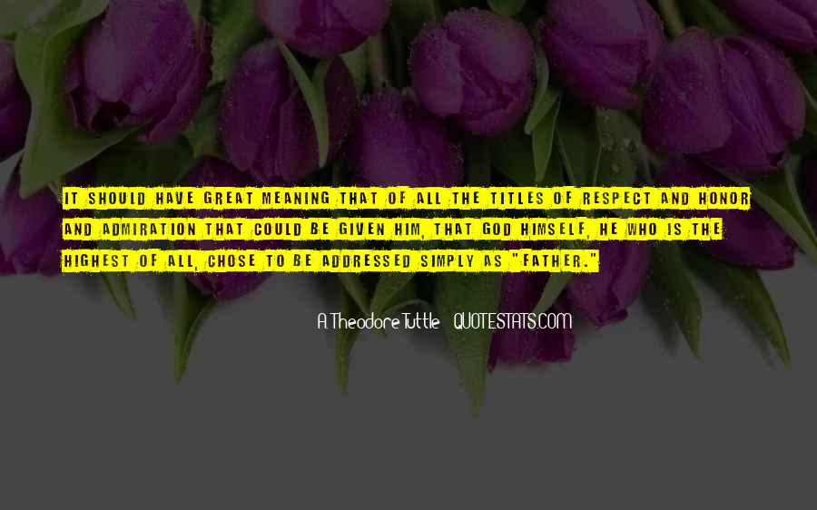 God Chose Us Quotes #546847