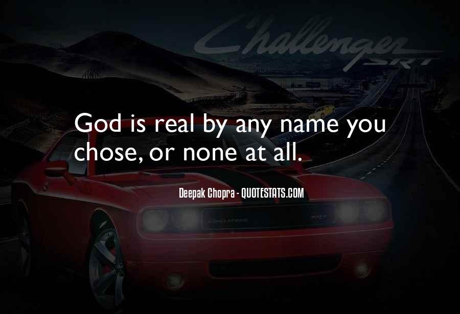 God Chose Us Quotes #570382