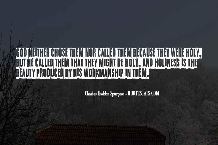 God Chose Us Quotes #639446