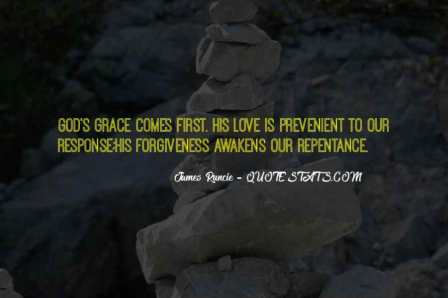 God Comes First Quotes #100023