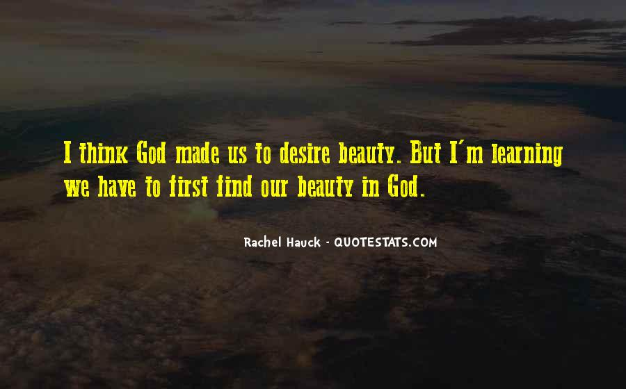 God Comes First Quotes #103937