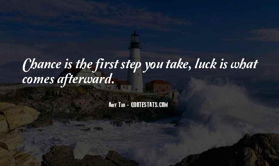 God Comes First Quotes #1355364