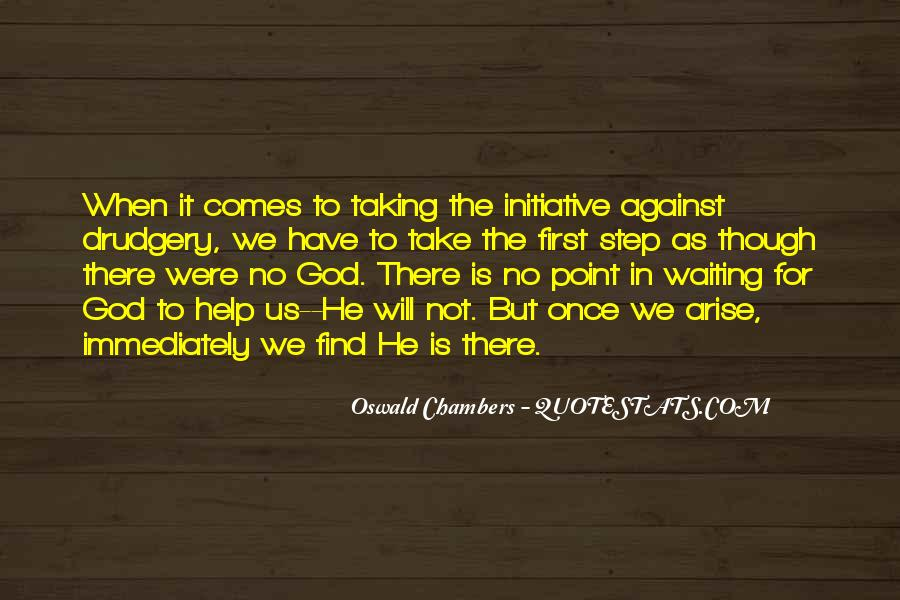God Comes First Quotes #172375