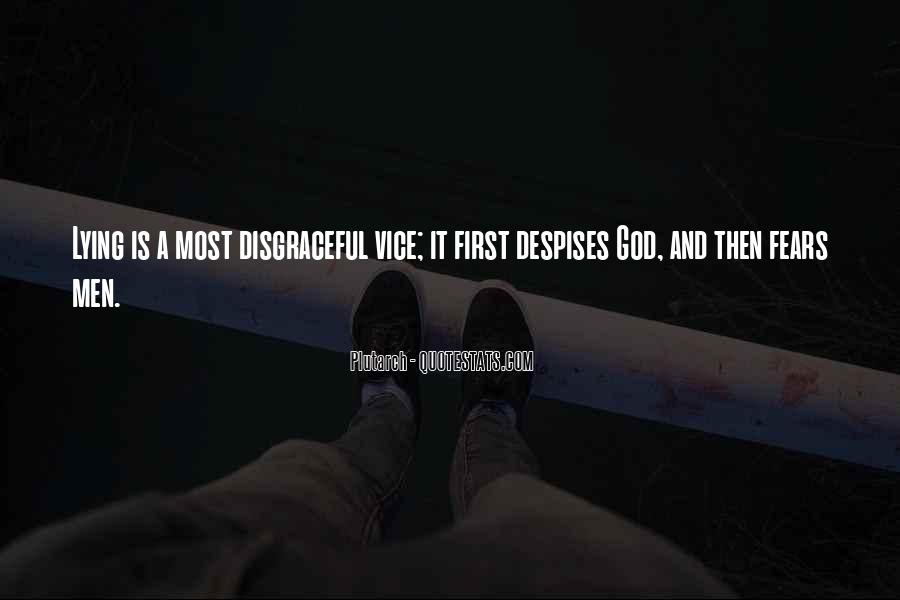 God Comes First Quotes #87114