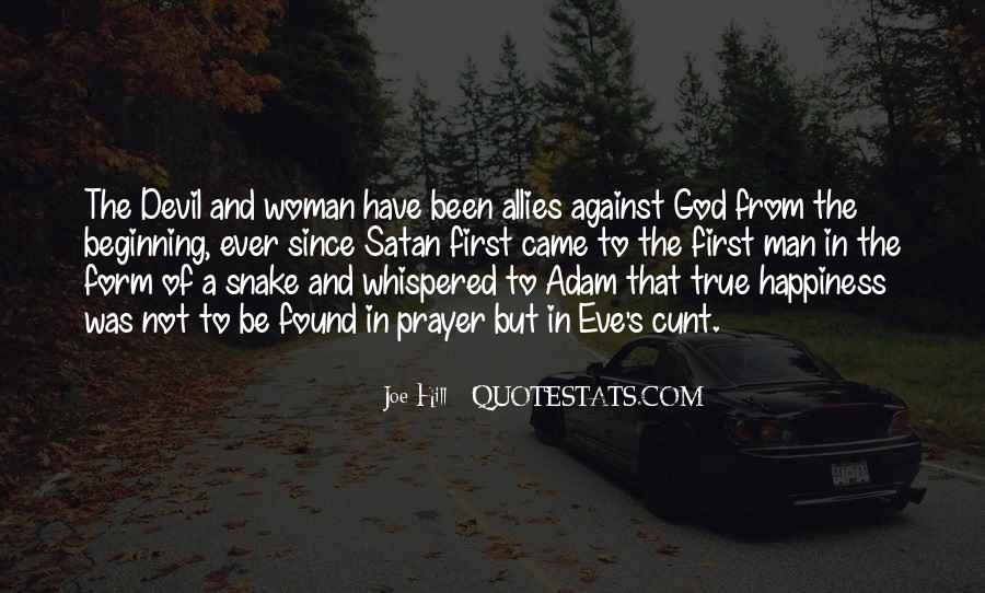 God Comes First Quotes #87904
