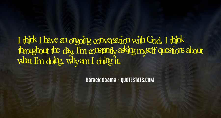 God Conversation Quotes #1024016