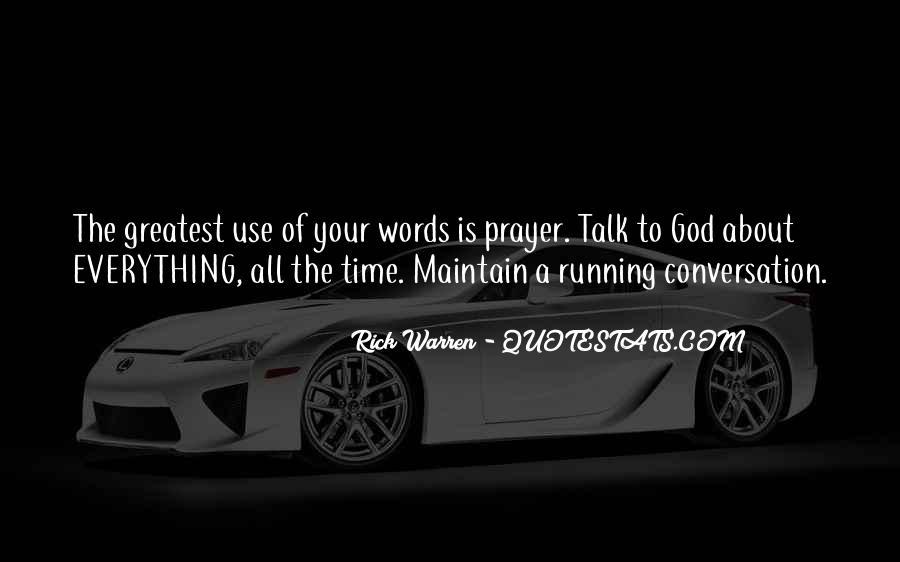 God Conversation Quotes #1057905