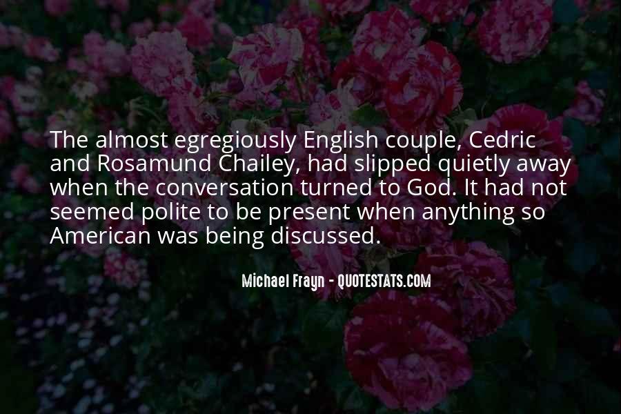 God Conversation Quotes #1069049
