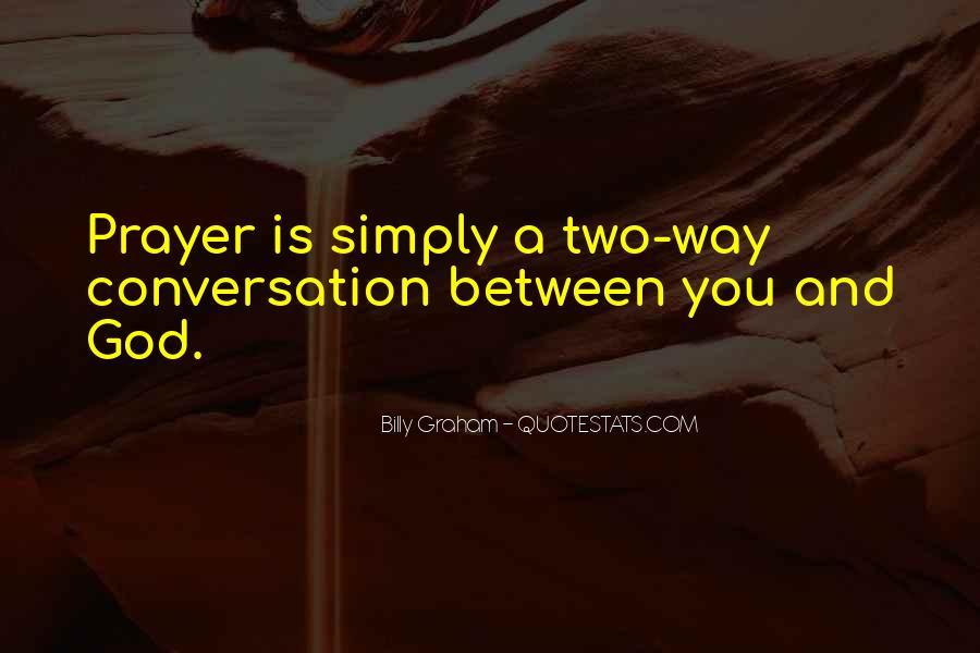 God Conversation Quotes #1138256