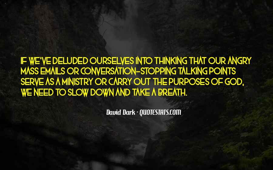 God Conversation Quotes #1157654