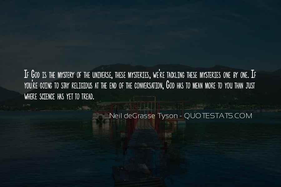God Conversation Quotes #1160701