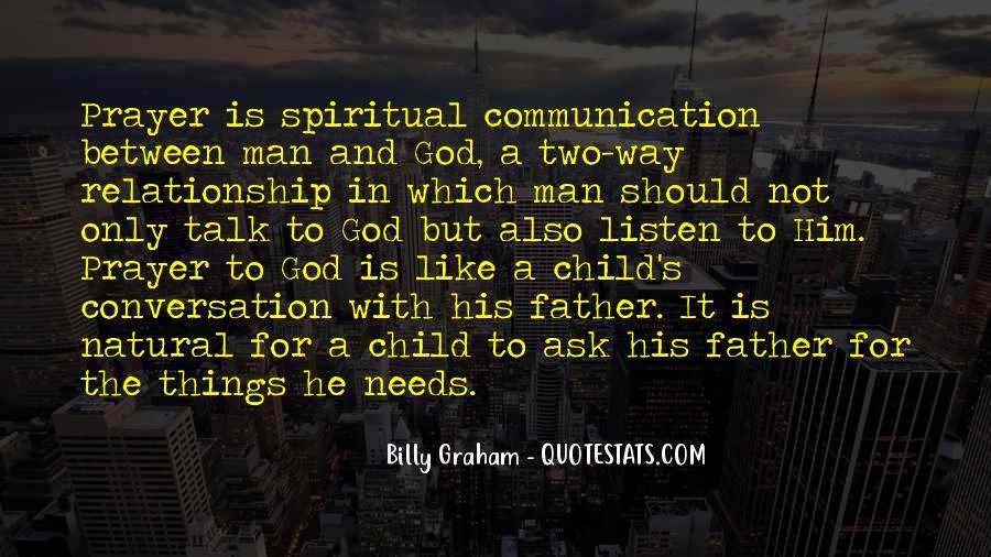 God Conversation Quotes #1172878