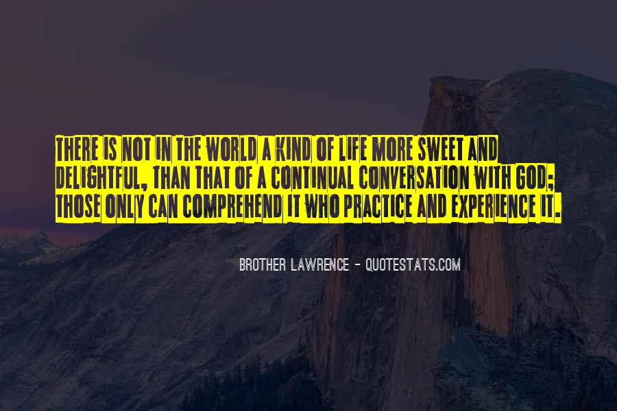 God Conversation Quotes #1199338