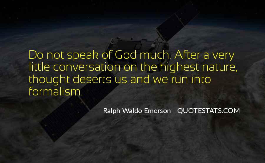God Conversation Quotes #1202982