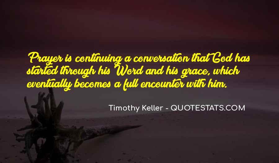 God Conversation Quotes #1212756