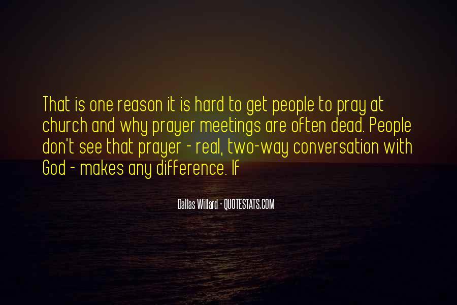 God Conversation Quotes #1265174