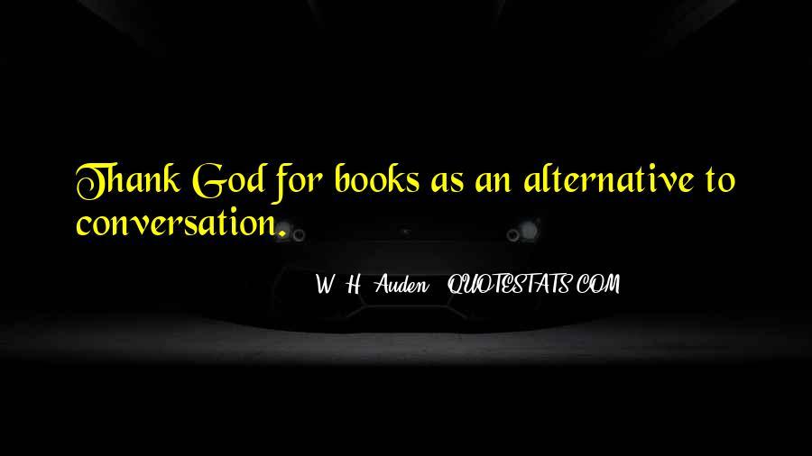 God Conversation Quotes #1327686