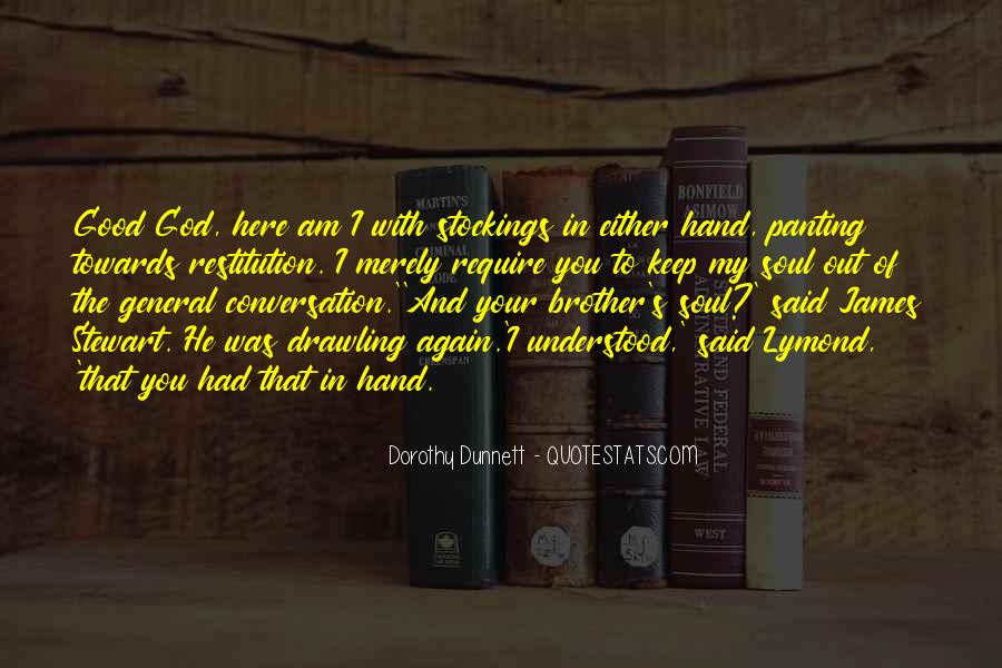 God Conversation Quotes #1488214
