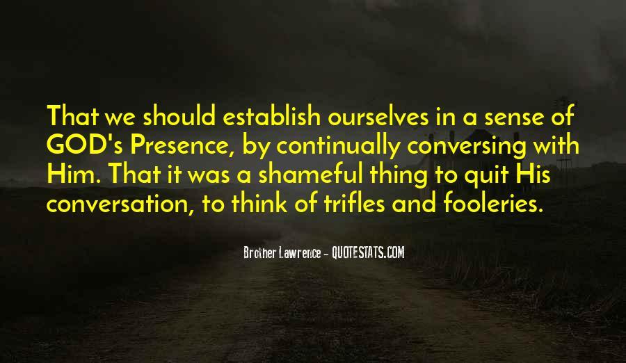 God Conversation Quotes #1530030