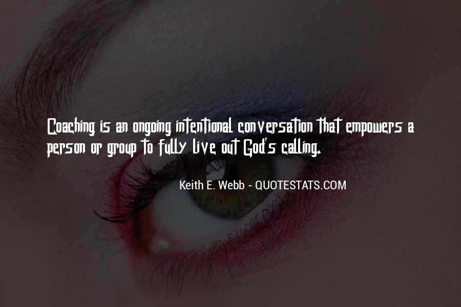 God Conversation Quotes #1773581