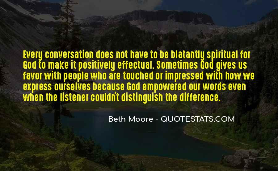 God Conversation Quotes #1783204