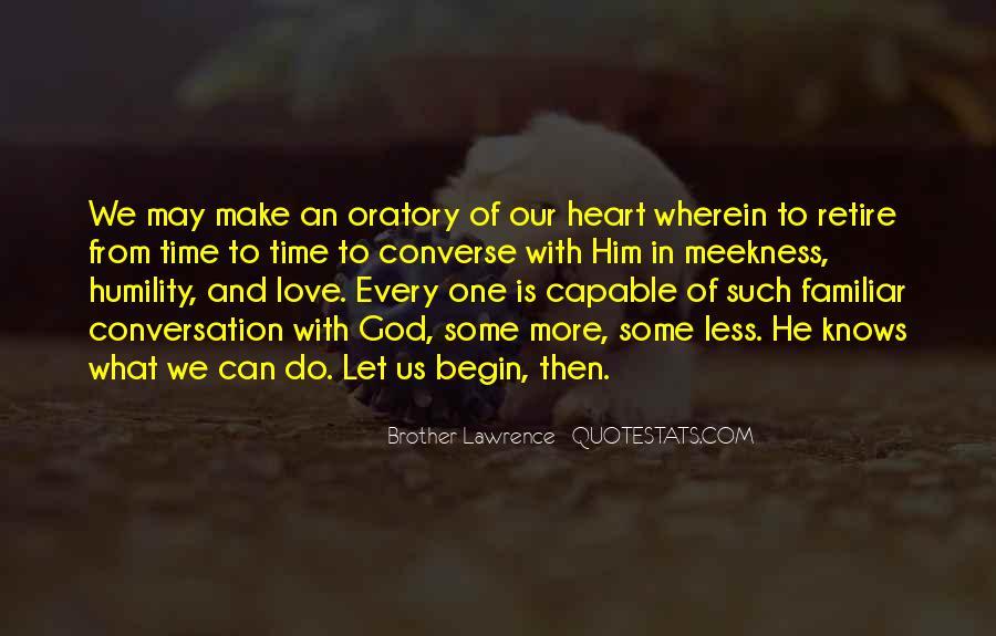 God Conversation Quotes #1797918