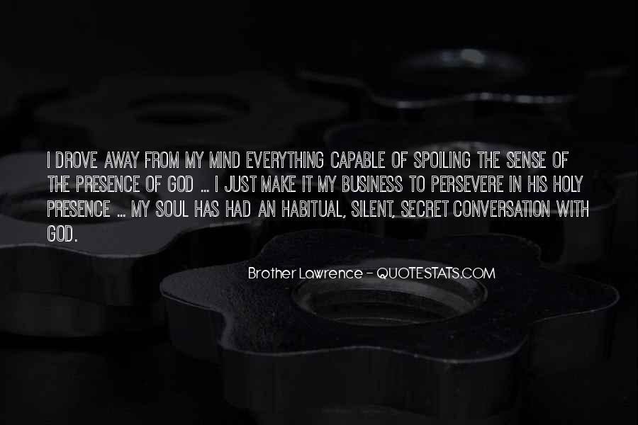 God Conversation Quotes #1872415
