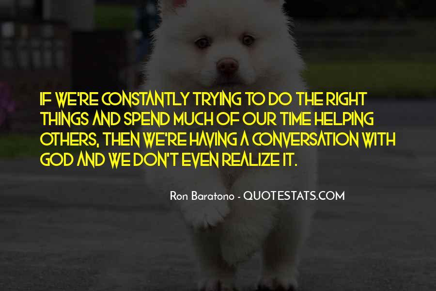God Conversation Quotes #206866