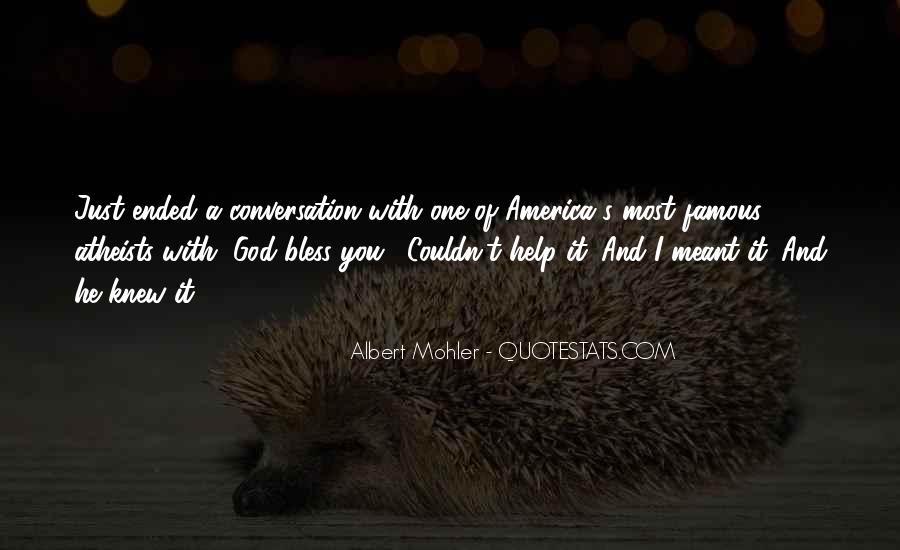 God Conversation Quotes #209935