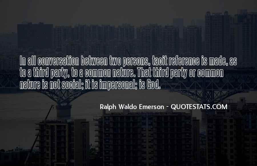 God Conversation Quotes #246805