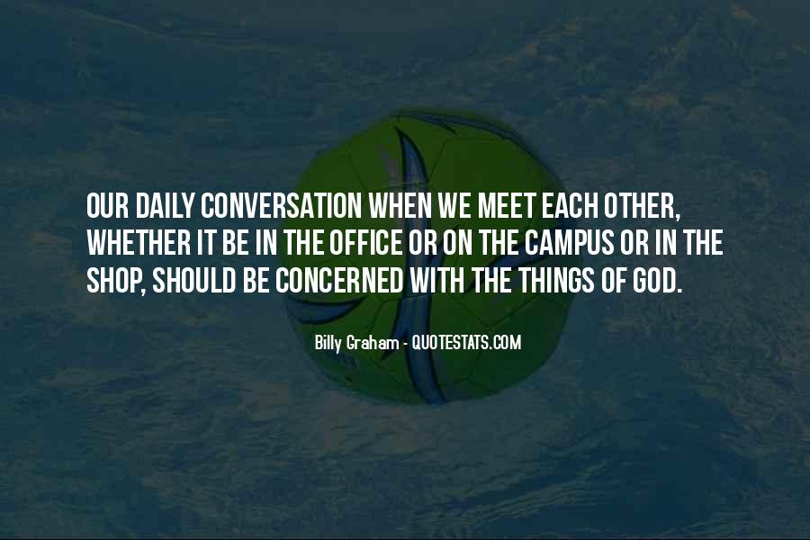 God Conversation Quotes #269221