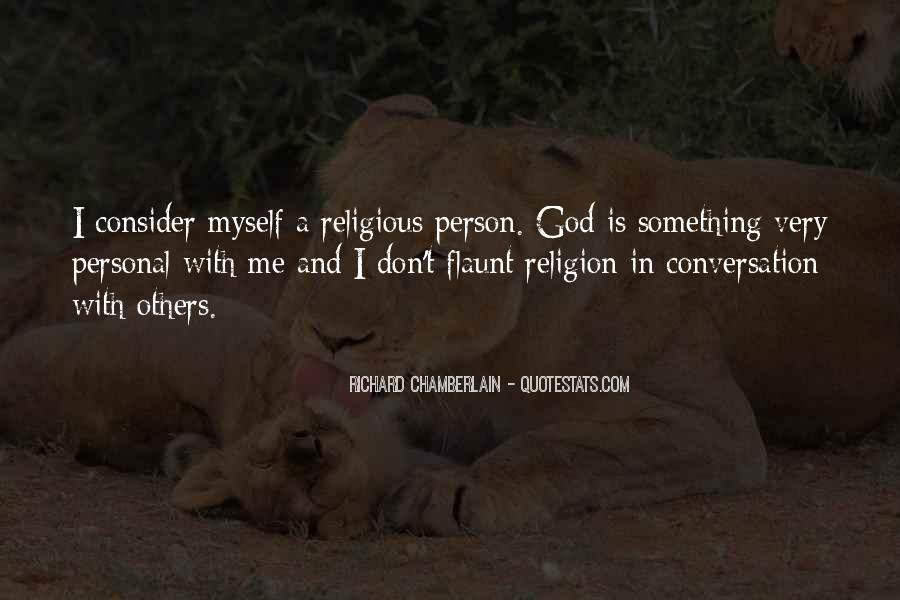God Conversation Quotes #277751