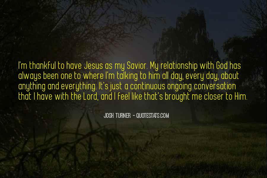 God Conversation Quotes #310844