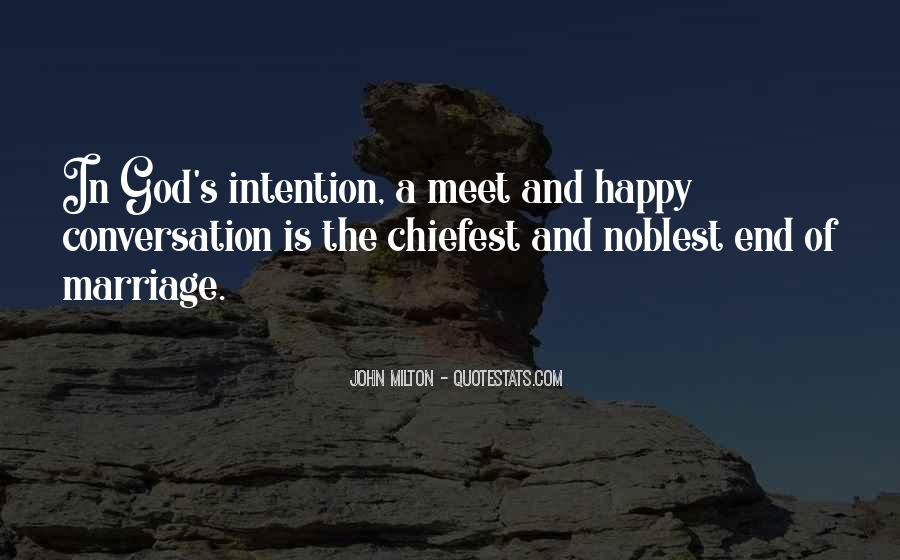 God Conversation Quotes #311419
