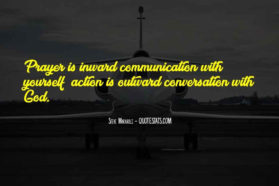 God Conversation Quotes #515904