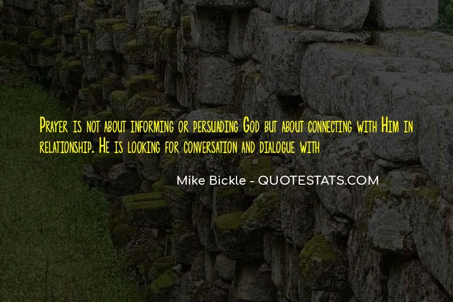 God Conversation Quotes #538850